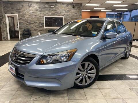 2012 Honda Accord for sale at Sonias Auto Sales in Worcester MA