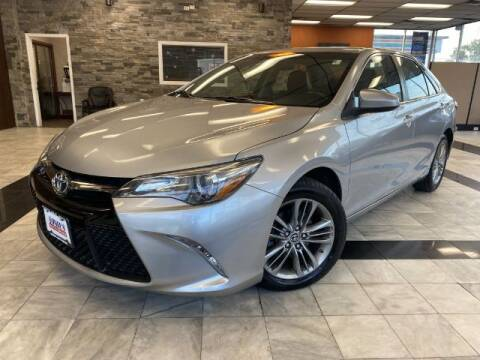 2016 Toyota Camry for sale at Sonias Auto Sales in Worcester MA
