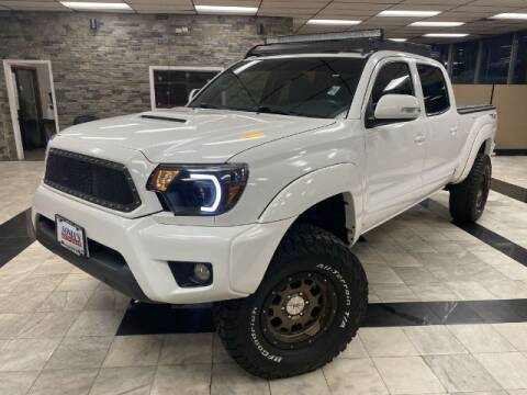 2013 Toyota Tacoma for sale at Sonias Auto Sales in Worcester MA