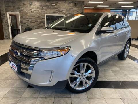 2014 Ford Edge for sale at Sonias Auto Sales in Worcester MA