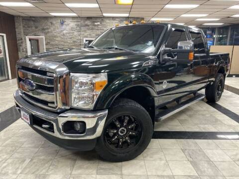 2016 Ford F-250 Super Duty for sale at Sonias Auto Sales in Worcester MA