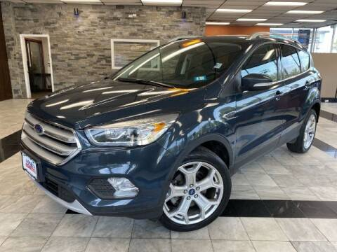 2019 Ford Escape for sale at Sonias Auto Sales in Worcester MA