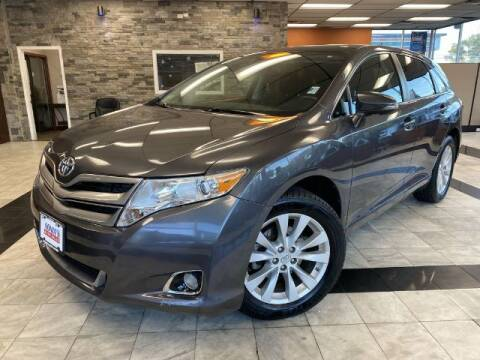 2013 Toyota Venza for sale at Sonias Auto Sales in Worcester MA