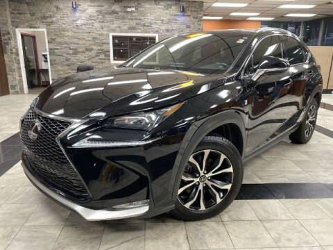 2017 Lexus NX 200t for sale at Sonias Auto Sales in Worcester MA