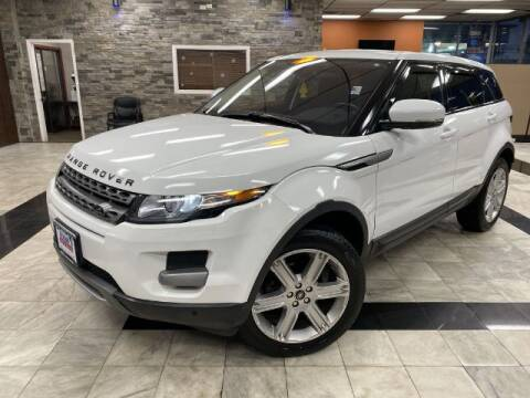 2013 Land Rover Range Rover Evoque for sale at Sonias Auto Sales in Worcester MA