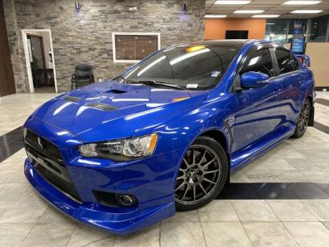2015 Mitsubishi Lancer Evolution for sale at Sonias Auto Sales in Worcester MA