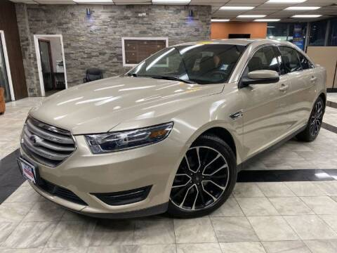 2017 Ford Taurus for sale at Sonias Auto Sales in Worcester MA