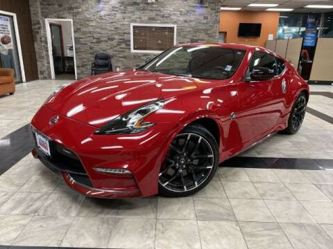 2019 Nissan 370Z for sale at Sonias Auto Sales in Worcester MA