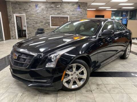 2016 Cadillac ATS for sale at Sonias Auto Sales in Worcester MA