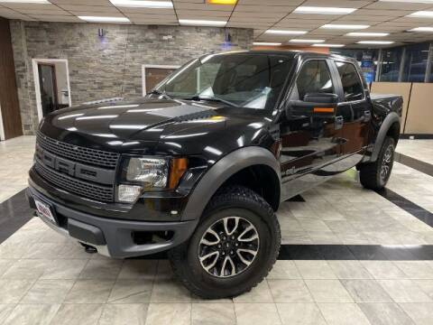 2012 Ford F-150 for sale at Sonias Auto Sales in Worcester MA