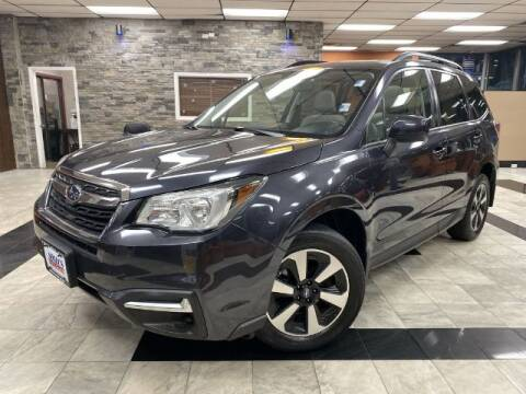2017 Subaru Forester for sale at Sonias Auto Sales in Worcester MA
