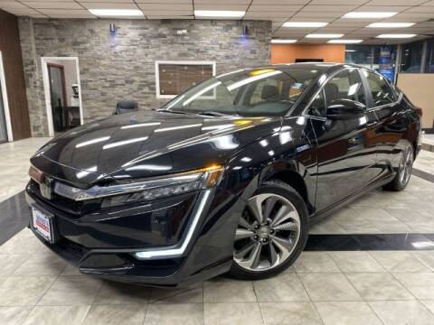 2018 Honda Clarity Plug-In Hybrid for sale at Sonias Auto Sales in Worcester MA