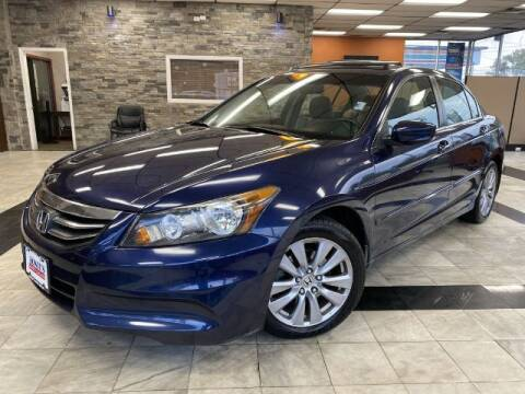 2011 Honda Accord for sale at Sonias Auto Sales in Worcester MA