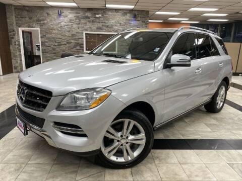 2015 Mercedes-Benz M-Class for sale at Sonias Auto Sales in Worcester MA