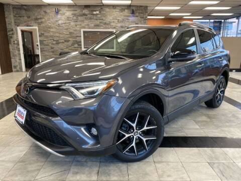 2016 Toyota RAV4 for sale at Sonias Auto Sales in Worcester MA