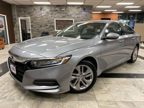 2019 Honda Accord for sale at Sonias Auto Sales in Worcester MA