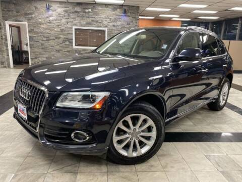 2015 Audi Q5 for sale at Sonias Auto Sales in Worcester MA