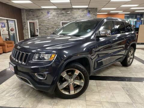 2014 Jeep Grand Cherokee for sale at Sonias Auto Sales in Worcester MA