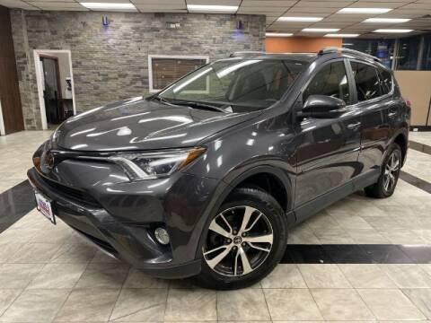 2017 Toyota RAV4 for sale at Sonias Auto Sales in Worcester MA
