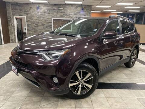 2018 Toyota RAV4 for sale at Sonias Auto Sales in Worcester MA