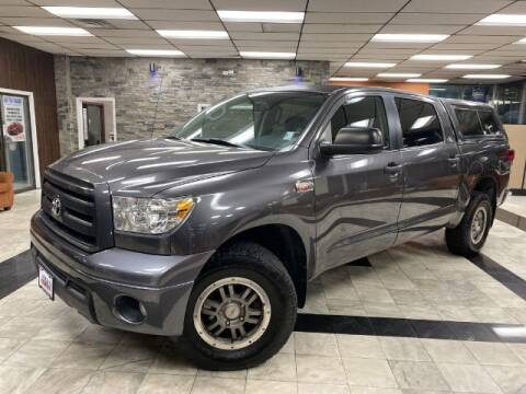 2013 Toyota Tundra for sale at Sonias Auto Sales in Worcester MA