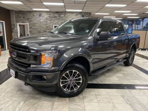 2018 Ford F-150 for sale at Sonias Auto Sales in Worcester MA