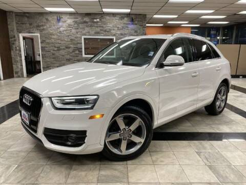 2015 Audi Q3 for sale at Sonias Auto Sales in Worcester MA