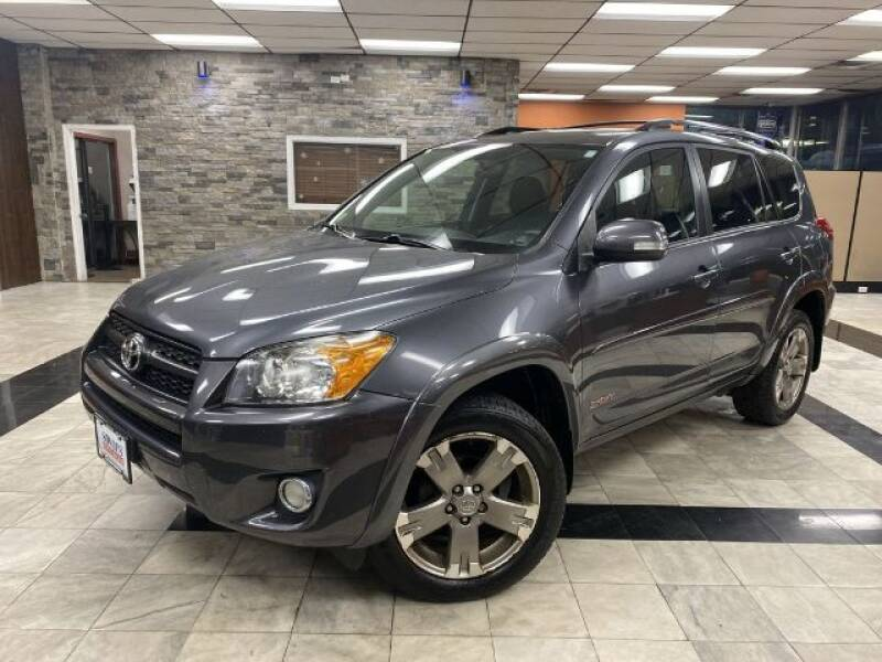 2010 Toyota RAV4 for sale at Sonias Auto Sales in Worcester MA