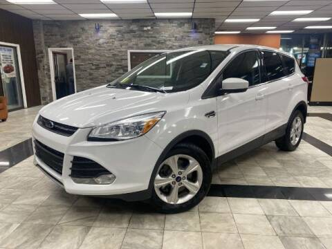 2015 Ford Escape for sale at Sonias Auto Sales in Worcester MA