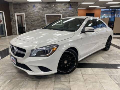 2014 Mercedes-Benz CLA for sale at Sonias Auto Sales in Worcester MA