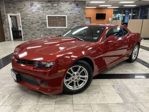 2014 Chevrolet Camaro for sale at Sonias Auto Sales in Worcester MA