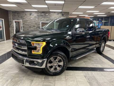 2016 Ford F-150 for sale at Sonias Auto Sales in Worcester MA