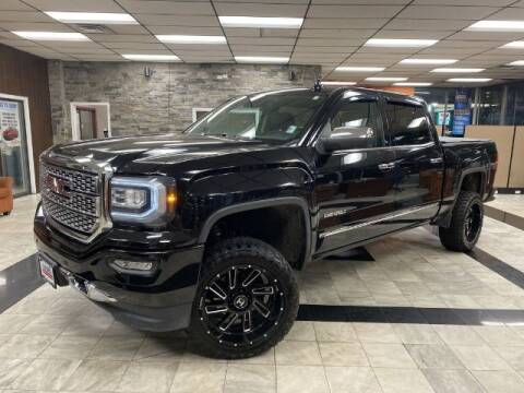 2016 GMC Sierra 1500 for sale at Sonias Auto Sales in Worcester MA