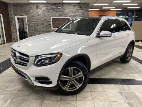 2018 Mercedes-Benz GLC for sale at Sonias Auto Sales in Worcester MA