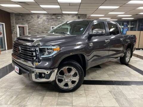 2018 Toyota Tundra for sale at Sonias Auto Sales in Worcester MA