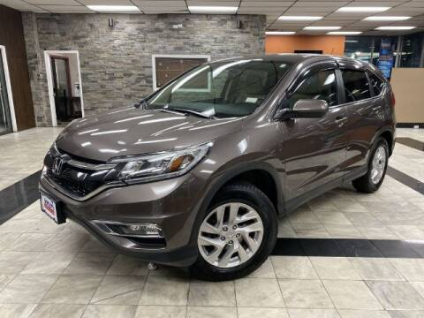 2016 Honda CR-V for sale at Sonias Auto Sales in Worcester MA
