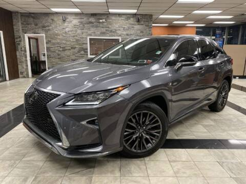 2017 Lexus RX 350 for sale at Sonias Auto Sales in Worcester MA