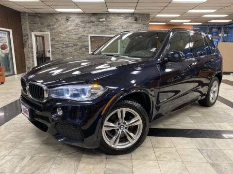 2017 BMW X5 for sale at Sonias Auto Sales in Worcester MA
