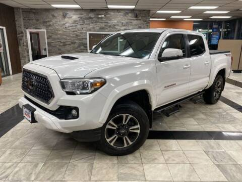 2018 Toyota Tacoma for sale at Sonias Auto Sales in Worcester MA