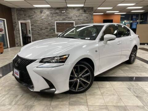 2016 Lexus GS 350 for sale at Sonias Auto Sales in Worcester MA