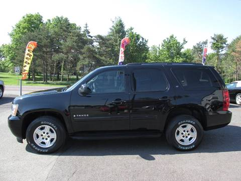 2007 Chevrolet Tahoe for sale at GEG Automotive in Gilbertsville PA