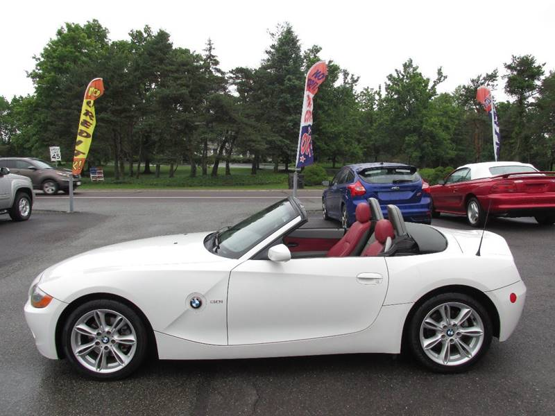 2004 Bmw Z4 3 0i 2dr Roadster In Gilbertsville Pa Geg