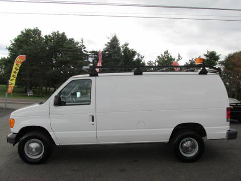 2006 Ford E-Series Cargo for sale at GEG Automotive in Gilbertsville PA