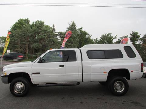 1998 Dodge Ram Pickup 3500 for sale at GEG Automotive in Gilbertsville PA