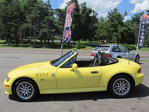 1998 BMW Z3 for sale at GEG Automotive in Gilbertsville PA