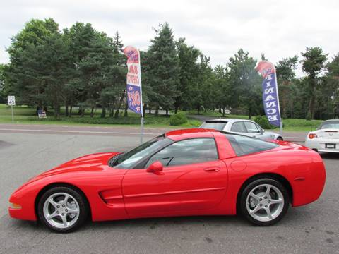 2004 Chevrolet Corvette for sale at GEG Automotive in Gilbertsville PA