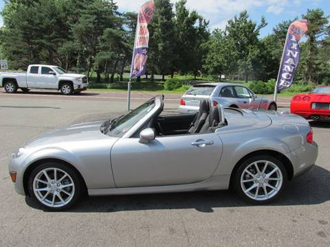 2010 Mazda MX-5 Miata for sale at GEG Automotive in Gilbertsville PA