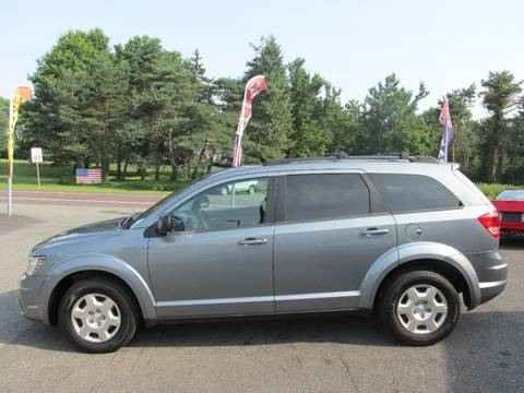 2009 Dodge Journey for sale at GEG Automotive in Gilbertsville PA