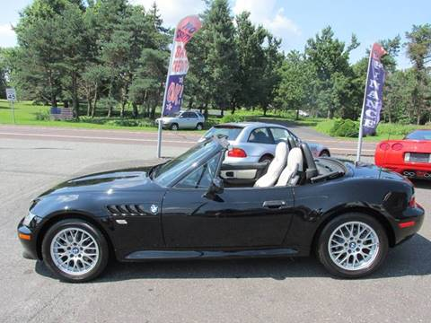 2002 BMW Z3 for sale at GEG Automotive in Gilbertsville PA
