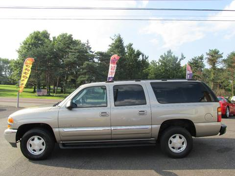 2003 GMC Yukon XL for sale at GEG Automotive in Gilbertsville PA